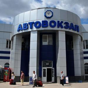 Автовокзалы Зарайска