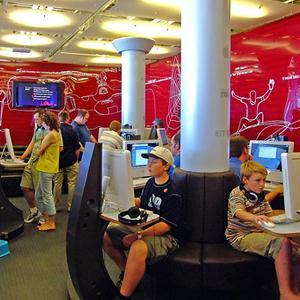 Интернет-кафе Зарайска