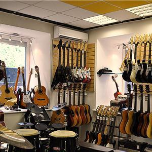 Музыкальные магазины Зарайска