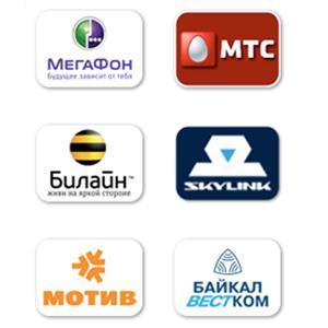 Операторы сотовой связи Зарайска