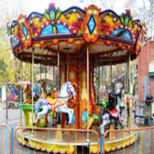 Парки культуры и отдыха Зарайска