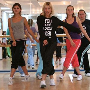 Школы танцев Зарайска