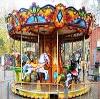 Парки культуры и отдыха в Зарайске