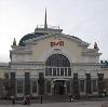 Железнодорожные вокзалы в Зарайске
