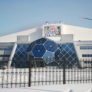 Спортивные комплексы Зарайска
