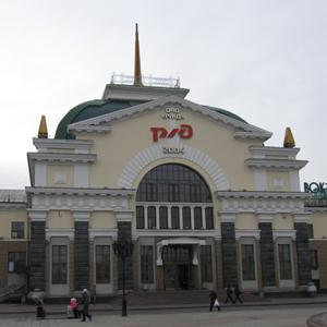 Железнодорожные вокзалы Зарайска